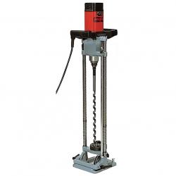 Tesárská vŕtačka ZB 600 E komplet s vŕtacou súpravou do 475 mm a vŕtacím vedením