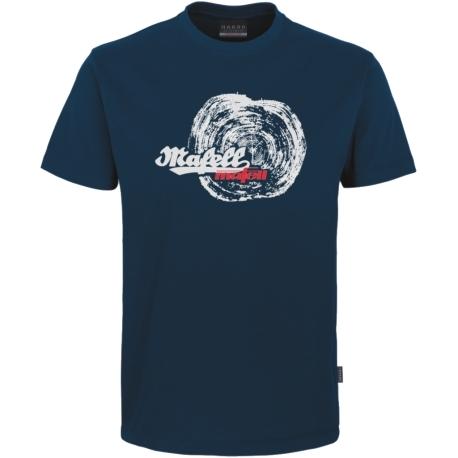 Pánske marine tričko - letokruh