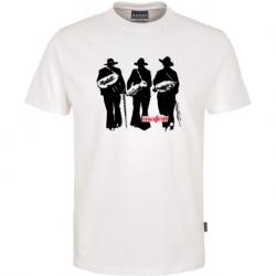 Pánske biele tričko - tesár