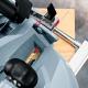 Tesárská-Ručná okružná píla MKS 145 Ec
