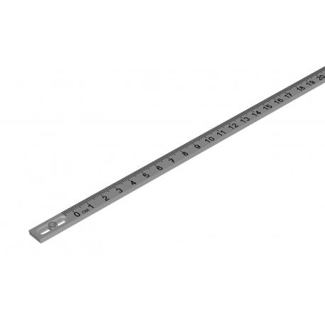 Stupnica - dlhá 0-12 (v palcoch/cóloch)