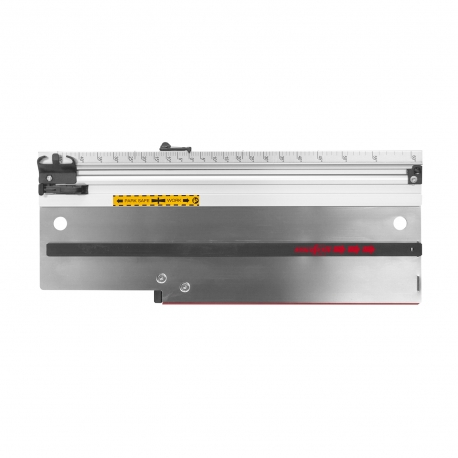 Vodiace zariadenie S, maximálna dĺžka rezu 292 mm