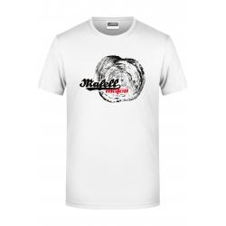 Mafell biele tričko - letokruh
