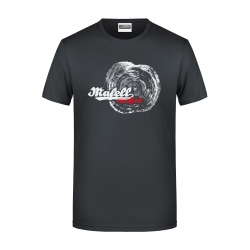Mafell čierne tričko - letokruh