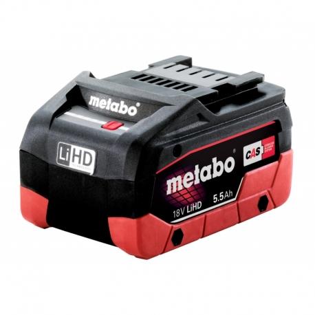METABO Akumulátor LiHD 18 V - 5,5 AH
