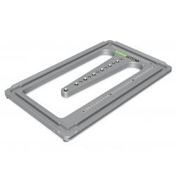 Tvarová šablóna -  čap LT080