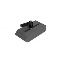 Simplex dorazová čeľusť 50 x 100 mm jednodielna, (LT060 / LT080 / LT120 / LT180)