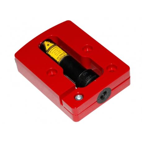Laserový ukazateľ rezu (držiak a laser)