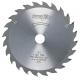 Pílový kotúč-HM, 160 x 1,2/1,8 x 20 mm, Z 24, WZ