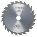 092533 Pílový kotúč-HM, 160 x 1,2/1,8 x 20 mm, Z 24, WZ