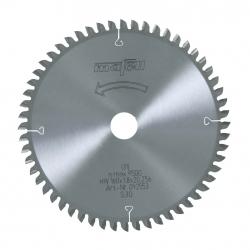 092553 Pílový kotúč-HM, 160 x 1,2/1,8 x 20 mm, Z 56, FZ/TZ
