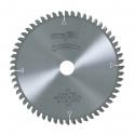092553 Pílový kotúč-HM, 160 x 1,2/1,8 x 20 mm, Z 56, FZ/TZ pre jemné rezy v dreve
