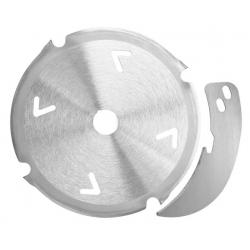 203640 Diamantový pílový kotúč - Set 160 x 2,4/3,0 x 20 mm, Z 4, vrátane rozperného klínu