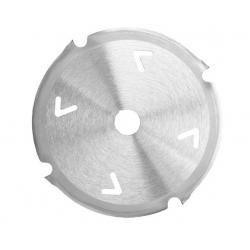 092474 Diamantový pílový kotúčt,160 x 2,4/3,0 x 20 mm, Z 4, FZ/TR na materiály spojené cementom