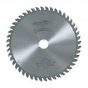 092584 Pílový kotúč-HM, 162 x 1,2/1,8 x 20 mm, Z 48, WZ na univerzálne použitie v doskových materiáloch