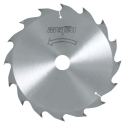 092485 Pílový kotúč-HM, 185 x 1,4/2,4 x 20 mm, Z 16, WZ