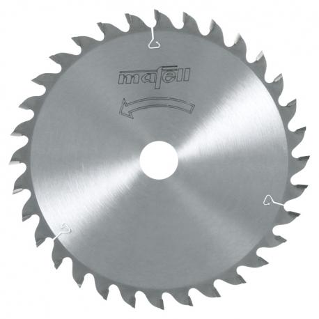 Pílový kotúč-HM, 185 x 1,4/2,4 x 20 mm, Z 32, WZ