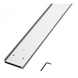 Lišta vodiaca, dlžka 3 m( 2-dielna so spojovacím kusom )