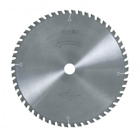 Pílový kotúč-HM, 330 x 2,2/2,6 x 30 mm, Z 54, WZ/FA