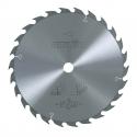 092526 Pílový kotúč-HM, 370 x 2,2/4,2 x 30 mm, Z 26, WZ