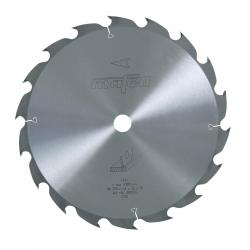 092524 Pílový kotúč-HM, 370 x 2,5/4,5 x 30 mm, Z 18, WZ