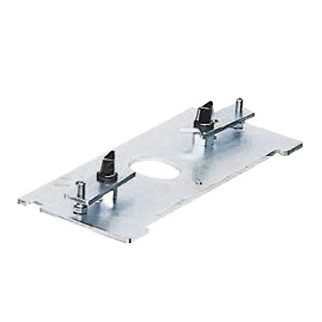 Adaptér na frézovací stôl pre použitie fréz iných značiek