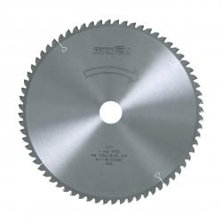 Pílový kotúč-HM, 250 x 1,8/2,8 x 30 mm, Z 68, FZ/TZ
