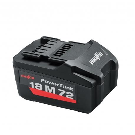 Akumulátor 18 M 72