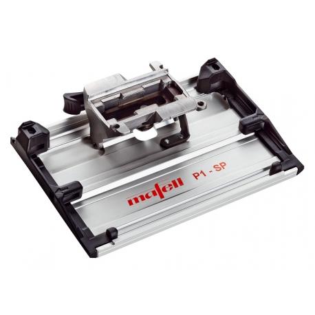 Náklopná doska P1-SP bis +/- 45° schwenkbar