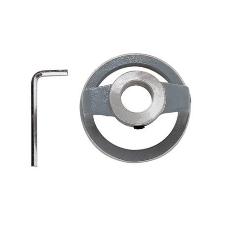 Doraz a ochranný krúžok, zostavený s imbusového kľúča pre vŕtanie Ø 50 - 70 mm