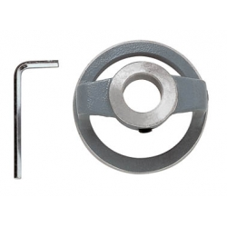Doraz a ochranný krúžok, zostavený z imbusového kľúča pre vŕtanie Ø 80 - 100 mm