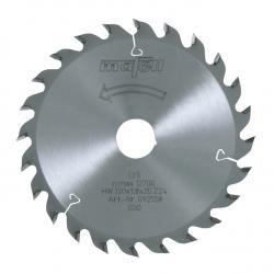 Pílový kotúč-HM, 120 x 1,2/1,8 x 20 mm, Z 24, WZ