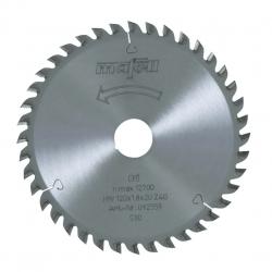 092559 Pílový kotúč-HM, 120 x 1,2/1,8 x 20 mm, Z 40, FZ/TR