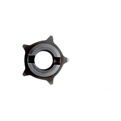 Kolo reťazové predrážku hrúbky 6 - 7 mm (SG 400)