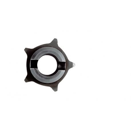 Kolo reťazové predrážku hrúbky 8 - 9 mm (SG 400)