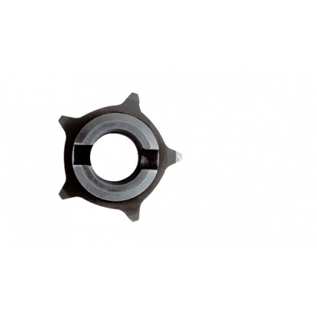 Kolo reťazové pre drážku hrúbky 8 - 9 mm