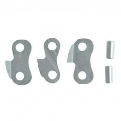 5 ks náhradný článok  pre 6-mm-frézovaciu reťaz