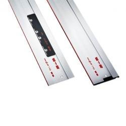 Lišta vodiaca F 80, 0,8 m dlhá