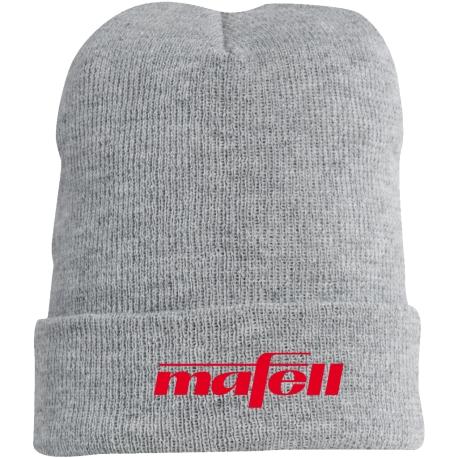 Zimná šedá čiapka MAFELL