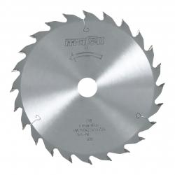 Pílový kotúč-HM, 168 x 1,2/1,8 x 20 mm, Z 16, WZ