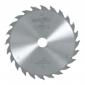 Pílový kotúč-HM, 168 x 1,2/1,8 x 20 mm, Z 24, WZ